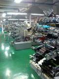 6 colors silkscreen printing machine
