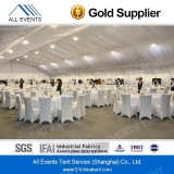High Quality Wedding Party Tent with Liner and Desk, Chair