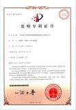 Patent certificate 3