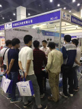 Our stepper and servo motor exhibition in Zhengzhou