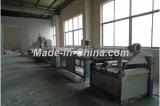 Rope extrusion line