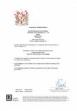 Llyod′s Register Certificate (LR Certificate )