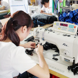 sewing worker