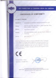 CE Certification of Water Treatment
