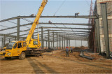 china steel structure meatk building warehouse workshop manufacture supplier