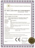 CE certificate for Solar house number lights