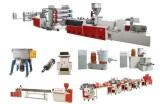 PVC edge banding production line for Iran customer
