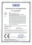 CE sertificate