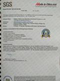 SGS Factory Audit