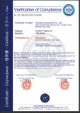 CE standard certifcation of playground