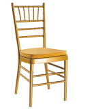 Iron Wedding Stackable Chiavari Chair