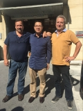 Our Engineer had a technical meeting in customer′s company in Spain