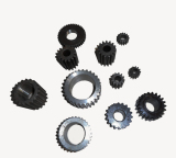 Helical Cylindrical Gear for Gearboxes and Reducers