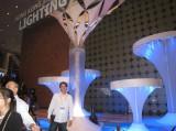 Clients in Hongkong Lighting Fair