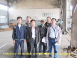 Customers from Thailand for Hot Melt Adhesive Sigma Mixer