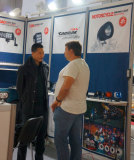 Interauto 2014 in Moscow