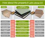 why choose compact laminate sheet
