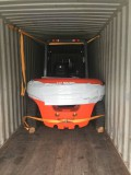Shipment for 8 Tons Diesel Forklift Truck CPCD80