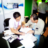 Meet Clients at Canton Fair