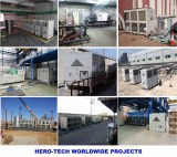HERO-TECH worldside chiller projects