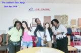 The Kenya Customer Visited 29th Apr 2013