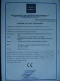 CE Certificate 2