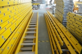 multi-purpose extension fiberglass ladder supplier