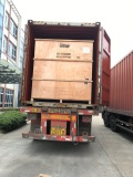 Soft drink filling line container loading