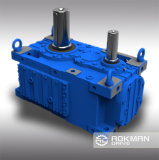 MC Series Industrial Gearbox
