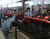 Heat Press Machine QC Department