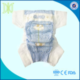 baby diaper with magic tape and clothlike backsheet