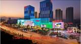 Wanda Plaza Commercial Architecture