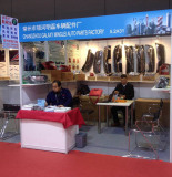 Our booth in Automechanic
