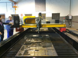 True Hole CNC Plasma Cutting Machine to South Africa