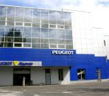 Peugeot 4S Store