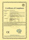 CE Certificate of LED Auto Light