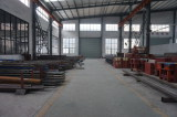 factory workshop of filter press and filter plate