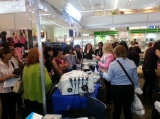 customs in exhibition that take our 6 in 1 Elight+IPL+Cavitation+Vacuum+RF hair removal machine