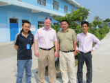 United Kingdom customer′s visit