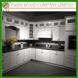 Exhibition of products of kitchen cabinet
