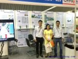 Vietnam customer in our exhibition booth in Ho Chi Minh