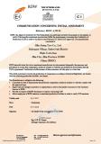 COP Certificate