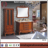 Classical Solid Wood Bathroom Cabinet (B8118)