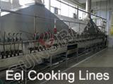 Eel Cooking Lines