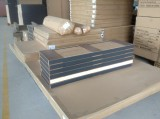 Office Furniture packing with glass