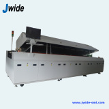 Hot air 8 zone SMT reflow soldering oven machine
