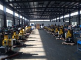 Work shop show_milling and drilling machine