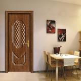 Wood Look Metal Steel Exterior Door (SX-5-1019)