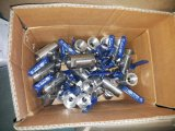 1-PC forged steel ball valve