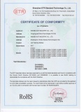 New Rohs Certificate of led flashing module